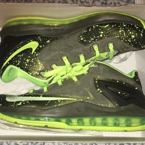 Men's Nike Lebron 11 Low